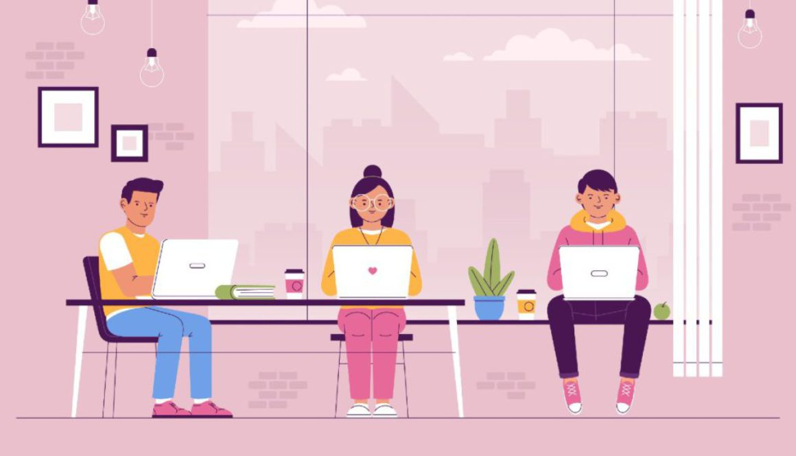 top 7 advantages of coworking space